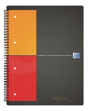 Oxford INTERNATIONAL notebook, 160 pages, ft A4+, quadrillé 5 mm