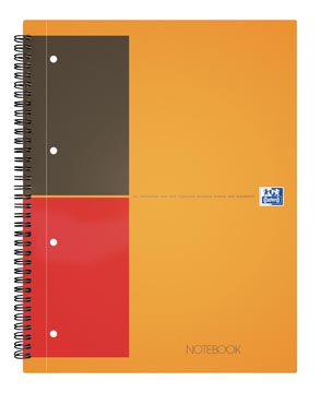 Oxford INTERNATIONAL notebook, 160 pages, ft A4+, ligné