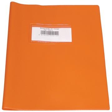 Bronyl protège-cahiers ft 16,5 x 21 cm (cahier), orange
