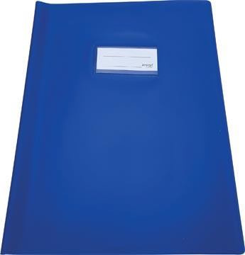Bronyl protège-cahiers ft A4 ft 21 x 29,7 cm (A4), bleu foncé
