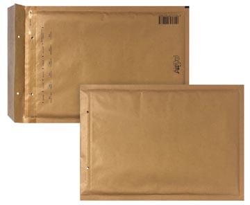 Bong AirPro enveloppes à bulles d'air, ft 180 x 265 mm, avec bande adhésive, boîte de 100 pièces, brun
