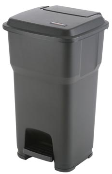 Vileda poubelle à pédale Hera 60 l, noir