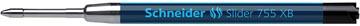 Schneider Recharge Slider 755 XB noir