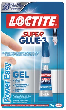 Loctite colle instantanée Power Easy 3 g