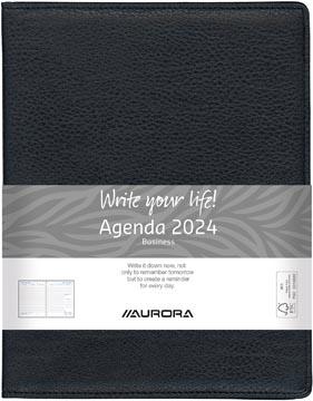 Aurora Business 29P Finesse, noir, 2022