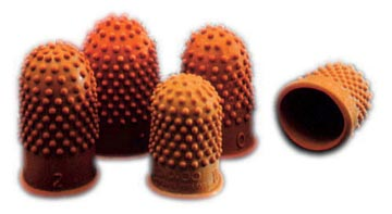 Velos dé à coudre n° 2, diamètre 20 mm, paquet de 10 pièces