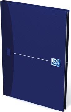 Oxford Office Essentials cahier, couverture rigide, 192 pages, ligné, ft A5, original blue