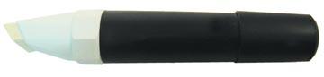 M+R mouilleur type stylo, 14 cm, noir