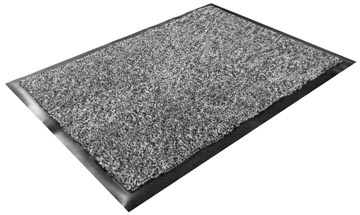 Floortex paillasson d'entrée Dust Control, ft 90 x 150 cm, gris