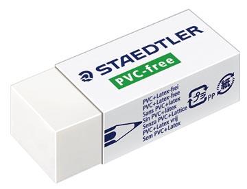 Staedtler gomme sans PVC, ft 43 x 19 x 13 mm