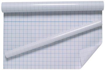 Pavo plastique autocolllant, ft 10 m x 45 cm, transparent