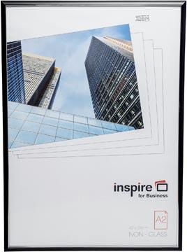 Inspire for Business cadre photo Easyloader, noir, ft A2