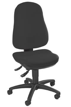 Topstar chaise de bureau Point 70, noir