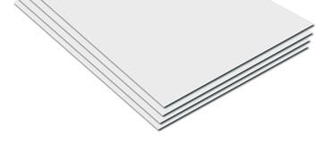 Papier à dessin Plano 120 g/m², ft 55 x 73 cm