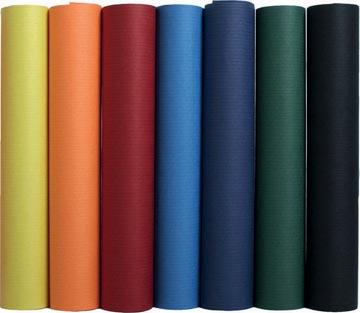 Exacompta papier d'emballage couleurs assorties vifs