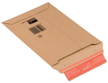 Colompac enveloppe d'expédition CP010, ft 18,5 x 27 x 5 cm, brun