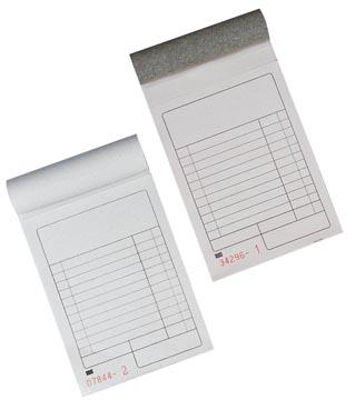 Gallery blocs de caisse, ft 10 x 16 cm sans dos en carton