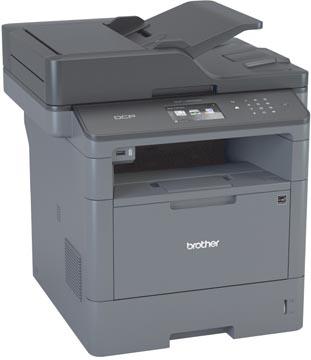 Brother imprimante laser noir-blanc 3-en-1 DCP-L5500DN