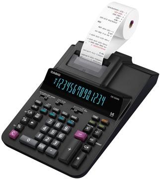 Casio calculatrice de bureau DR-320RE