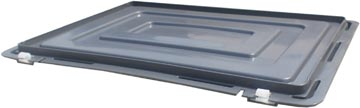 Viso accessoires pour bacs de manutention, couvercle, 10-25l